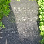 Grab der Prinzessin in Ingelheim